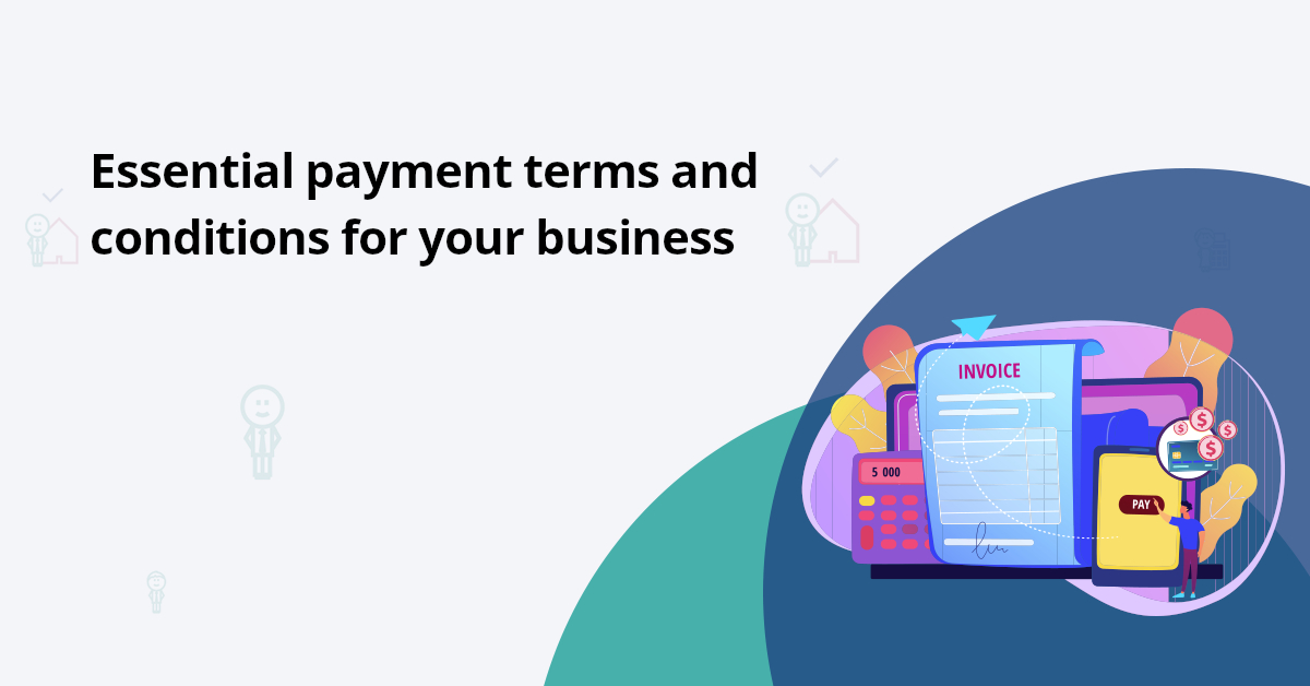 Essential payment terms and conditions
