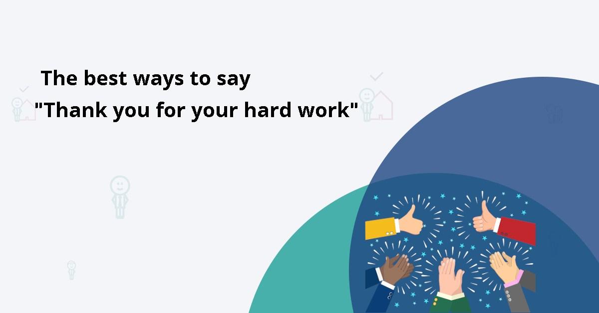10 τhanks For Your Hard Work Ideas For Your Employees